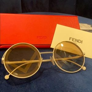 Authentic Fendi Fendirama 0343/S